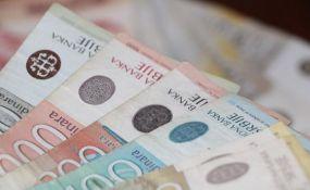 Skoro 1.200 falsifikovanih novčanica otkriveno u prva tri meseca 2018.