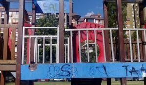 FOTO: Igralište na Limanu IV opasno za decu