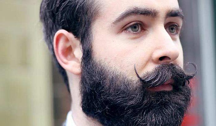 Muška brada sadrži antibiotike