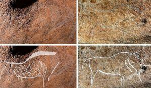 Pronađene pećinske gravure stare 14.500 godina