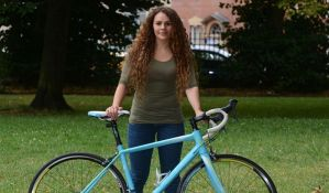 Lopovu ukrala svoj bicikl