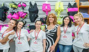FOTO: Otvoren Alex fashion, prodavnica kupaćih kostima proizvedenih u Novom Sadu