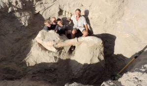 Dečak pronašao fosil star 1,2 miliona godina