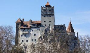 Drakulin zamak zatvoren zbog medveda