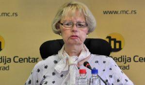 Promocija knjige Gordane Rajkov danas u Rektoratu
