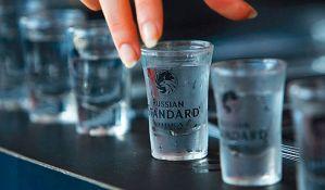 Proizvodnja votke povećana za 45 odsto