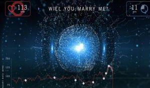 VIDEO: Ovako izgleda srce dečka koji se sprema da zaprosi devojku
