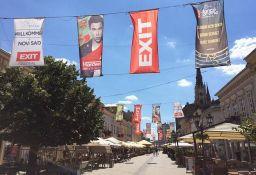 Turisti preplavili Novi Sad, u sredu počinje Exit