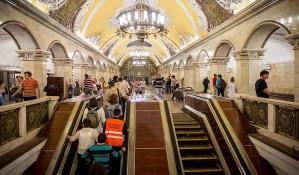 Policija traga za putnicima koji se metroom voze bez pantalona