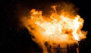 Požar na naftnoj bušotini NIS-a kod Požarevca, troje povređeno