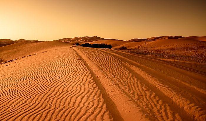 Tramp predložio Špancima da izgrade zid u Sahari