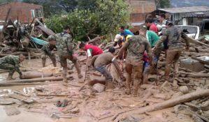 VIDEO: Više od 250 mrtvih u kolumbijskom klizištu, među poginulima i 43 dece