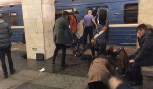 Objavljena fotografija osumnjičenog za napad u Sankt Peterburgu, najmanje deset mrtvih