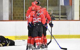Hokejaši Vojvodine završili sezonu ubedljivom pobedom na Bledom