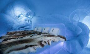 FOTO: Hotel od leda otvoren u Laponiji