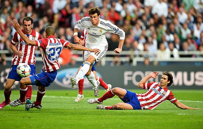 Večeras polufinale Lige šampiona Real - Atletiko