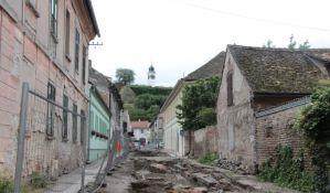 Uskoro zabrana saobraćaja kod Petrovaradinske tvrđave, Gradić postaje pešačka zona