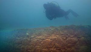 VIDEO: U najvećem turskom jezeru pronađena tvrđava stara 3.000 godina
