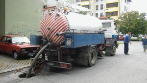 FOTO: Fekalije iz cisterni i dalje ispuštaju u gradsku kanalizaciju, postrojenje u Futogu ne radi