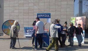 FOTO: Minaqua sa Novosađanima obeležila Svetski dan voda