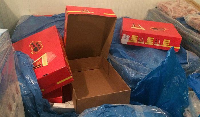 FOTO: Iz skladišta carine u Subotici nestalo 16 tona mesa