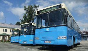 Izmene trasa gradskog prevoza zbog polumaratona
