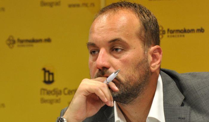 Konstatovana ostavka Saše Jankovića