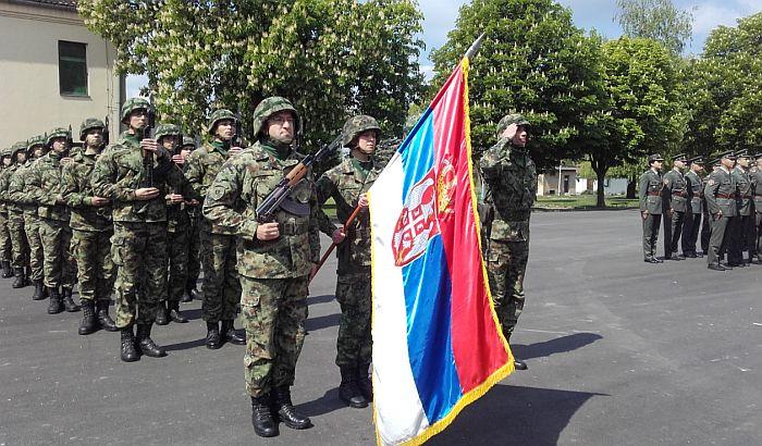 FOTO: Obeležen Dan Vojske Srbije u kasarni