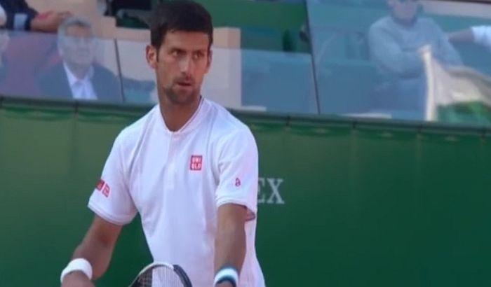 Đoković eliminisan sa turnira u Monte Karlu