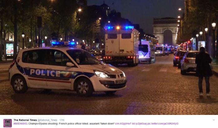 Drugi osumnjičeni za napad u Parizu predao se belgijskoj policiji