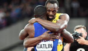 Bolt treći na oproštajnoj trci, najbrži čovek Džastin Getlin