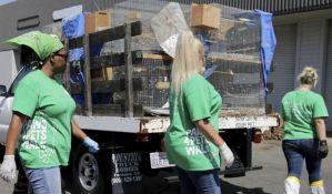 U skladištu pronađeno 2.000 životinja, polovina mrtva