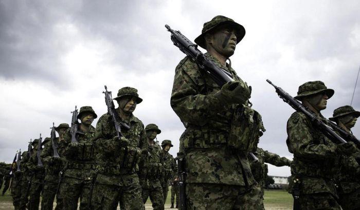 Japan aktivirao prvu jedinicu marinaca od rata
