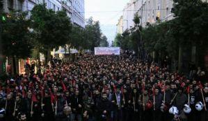 Više od 10.000 Grka na skupu povodom godišnjice studentske pobune