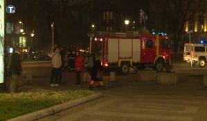 Dete u centru Beograda upalo u otvor za ugalj