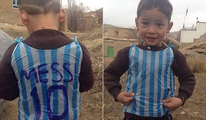 Najmlađi Mesijev fan morao da napusti Avganistan
