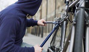 Dok je krao bicikl naišao vlasnik
