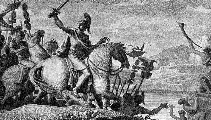 """Zašto je Cezar rekao """"Kocka je bačena""""?"""