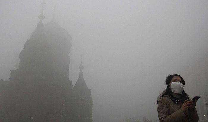 Čak 92 odsto ljudi u svetu udiše veoma zagađen vazduh