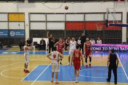 Neočekivan poraz košarkaša Vojvodine u Kragujevcu