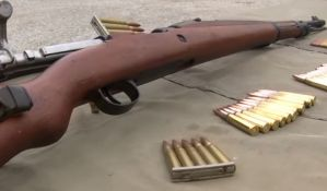 Iz policije u Užicu ukradene puške