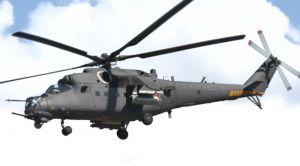 Srbija zainteresovana za kupovinu šest helikoptera Mi-35 od Belorusije