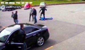 Osuđeni napadači na obezbeđenje direktora Partizana