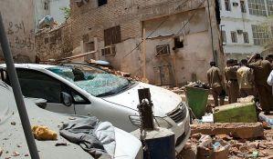 Sprečen napad na džamiju u Meki