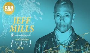 Jeff Mills i Black Coffee na Sea dance festivalu