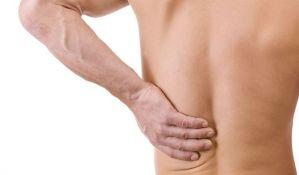 Leđa mogu da bole i zbog nepravilnog disanja