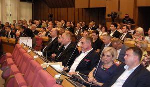 Renovira se sala novosadske Skupštine jer nije bezbedna