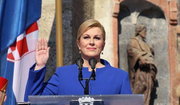 Kolinda: Ne blokiramo Srbiju, moraju da usvoje evropske standarde