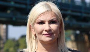 Mihajlović: Volela bih da žena bude na čelu Beograda