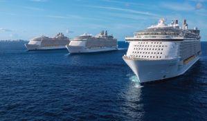 Više od 200 putnika na kruzeru dobilo stomačnu bolest na Karibima